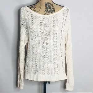 AMERICAN EAGLE OUTFITTERS knitted sweater size L